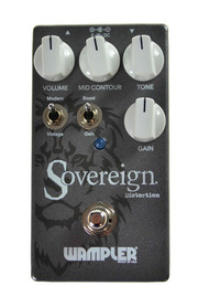Wampler Sovereign Distortion - efekt gitarowy