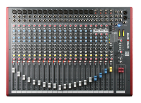 ALLEN & HEATH ZED 22FX - mikser audio
