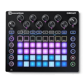 Novation Circuit groovebox kontroler