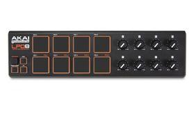 AKAI LPD 8 - kontroler MIDI