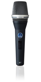 AKG D 7-S - mikrofon dynamiczny