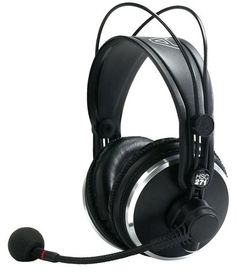 AKG HSC 271 - słuchawki z mikrofonem