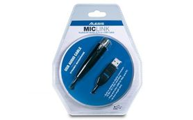 ALESIS MIC LINK - kabel XLR - USB