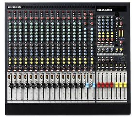 ALLEN & HEATH GL 2400-16 - mikser audio