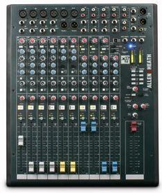 ALLEN & XB 14 - mikser radiowy
