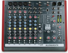 ALLEN & HEATH ZED 10 FX - mikser