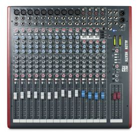 ALLEN & HEATH ZED 18 - mikser audio