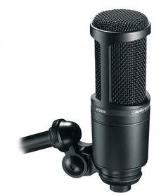 AUDIO TECHNICA AT 2020 - mikrofon pojemnościowy