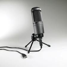Audio Technica AT-2020 USB+ mikrofon pojemnościowy USB
