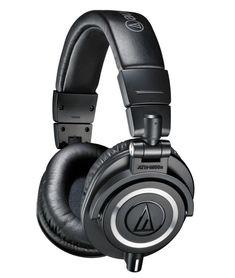 Audio-Technica ATH-M50X - Słuchawki domowo-studyjne
