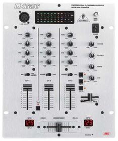 BEHRINGER DX 626 - mikser dyskotekowy