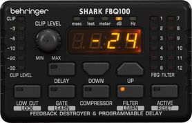 BEHRINGER FBQ100 SHARK - eliminator sprzężeń