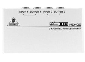 BEHRINGER HD400 - procesor dynamiki