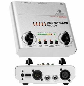 Behringer MIC100 Tube Ultragain - przedwzmacniacz