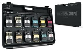 Behringer PB1000 - case na kostki gitarowe