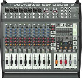 BEHRINGER PMP 4000 - powermikser