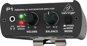BEHRINGER POWERPLAY P1 - system monitoringu osobistego