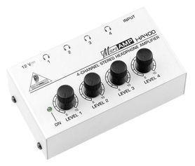 BEHRINGER Pro MICROAMP HA400 - wzmacniacz słuchawkowy