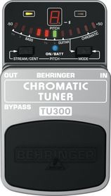 Behringer TU300 - tuner chromatyczny