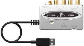 BEHRINGER UFO202 - interfejs USB