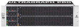BEHRINGER PRO ULTRAGRAPH FBQ 6200 HD- korektor graficzny