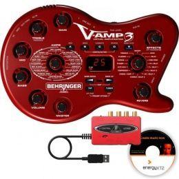 BEHRINGER V-AMP3 - Multiefekt gitarowy
