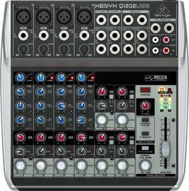 BEHRINGER XENYX Q 1202 USB - mikser audio