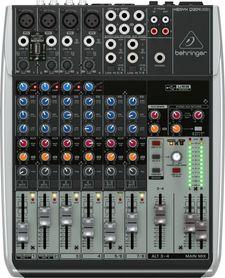 BEHRINGER XENYX Q 1204 USB - mikser audio