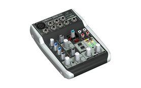 BEHRINGER XENYX Q 502 USB - mikser audio