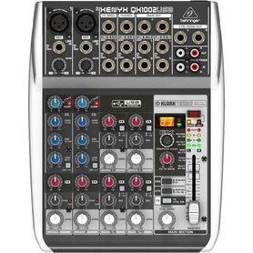 BEHRINGER XENYX QX 1002 USB - mikser audio