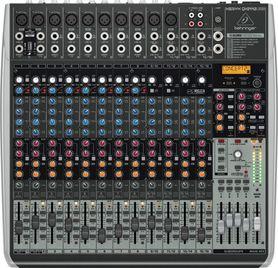 BEHRINGER XENYX QX 2442USB - mikser audio