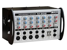 BOX ELECTRONICS M-608 - Powermixer