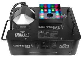 CHAUVET GEYSER RGB - wytwornica dymu / efekt RGB