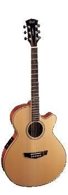 CORT SFX 5 NAT - gitara elektroakustyczna