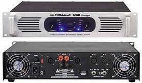 DAP AUDIO Palladium P 1200 - końcówka mocy