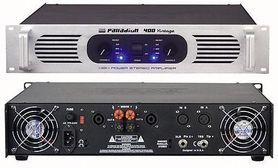 DAP AUDIO Palladium P 400 - końcówka mocy