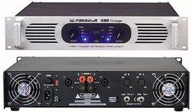 DAP AUDIO Palladium P 500 - końcówka mocy