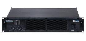 DB TECHNOLOGIES HPA 1000 - końcówka mocy
