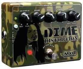 DUNLOP MRX DD-11 DIME DISTORTION - efekt gitarowy