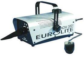 EUROLITE Snow 3001 - wytwornica śniegu