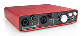 Focusrite Scarlett 6i6 2Gen interfejs audio USB