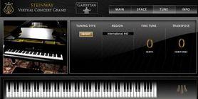 Garritan Steinway Professional - wirtualny fortepian