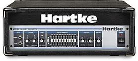 HARTKE HA 3500 - wzmacniacz basowy (głowa)