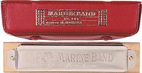 HOHNER HU007DC MARINE BAND 364/24 C - Harmonijka ustna