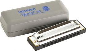 HOHNER HU012A SPECIAL 20 560/20 MS A - Harmonijka ustna
