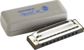 HOHNER HU012C SPECIAL 20 560/20 MS C - Harmonijka ustna