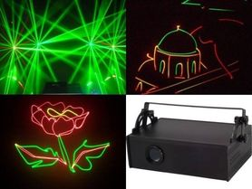 LASERWORLD CS-500 RGY - laser