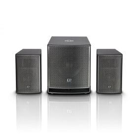 LD Systems DAVE 15 G3 - LDDAVE15G3 - zestaw nagłośnieniowy
