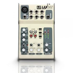 LD SYSTEMS LAX 502 - mikser