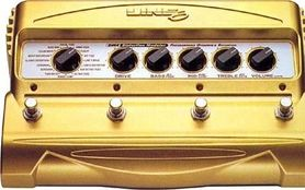 LINE 6 DM4 DISTORTION - efekt gitarowy